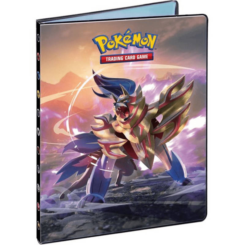 PORTFOLIO POKEMON EB01 - A4 252 cartes