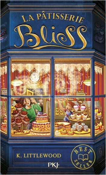 La patisserie Bliss, La pâtisserie Bliss - tome 1