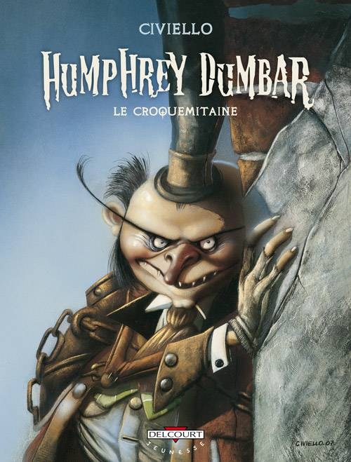 HUMPHREY DUMBAR LE CROQUEMITAINE, le croquemitaine