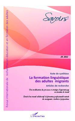 La formation linguistique des adultes migrants