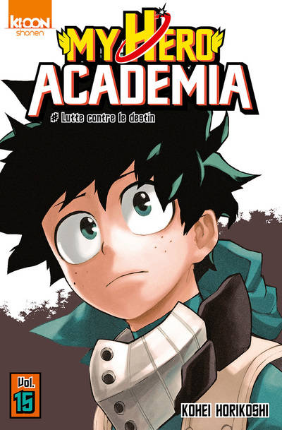15, My hero academia, Lutte contre le destin