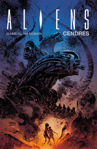 ALIENS : CENDRES - DUST TO DUST