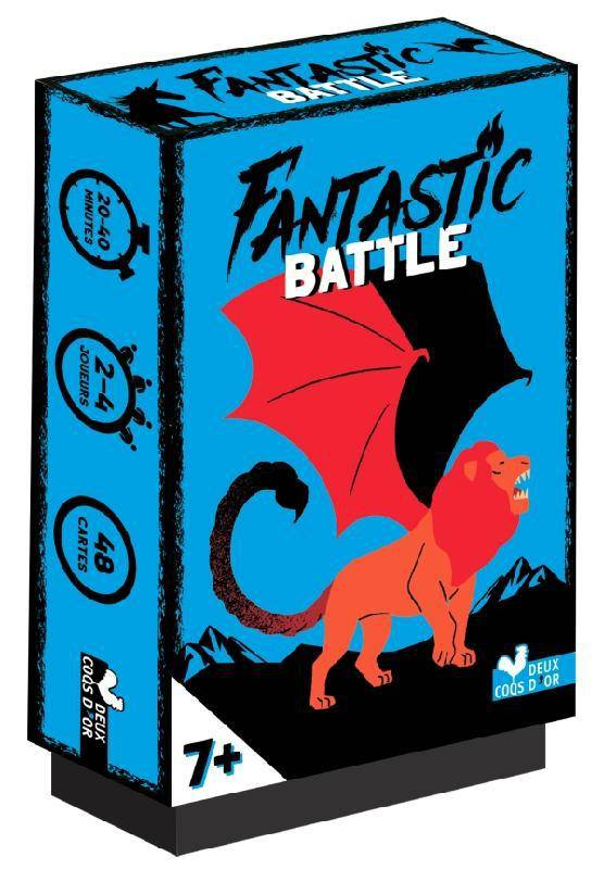 Fantastic Battle - jeu de cartes