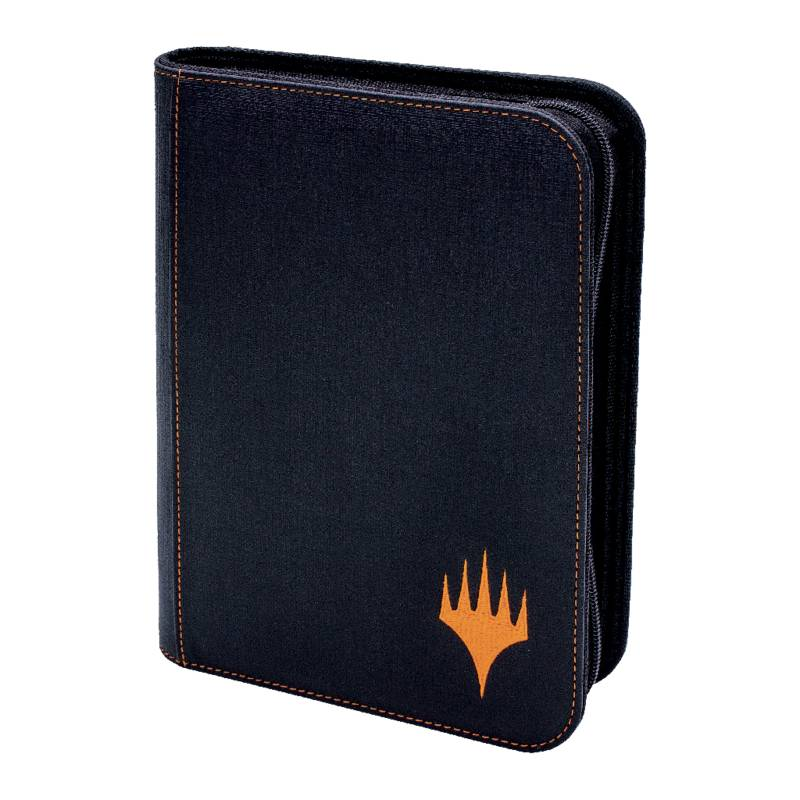 4-Pocket Zippered Pro-Binder - Magic: The Gathering - Mythic Edition