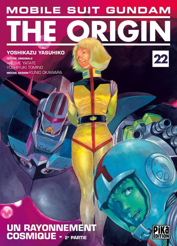 Mobile Suit Gundam - The Origin T22, Un rayon cosmique - 2e partie