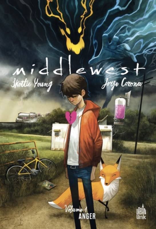 Middlewest, Tome 1, Anger