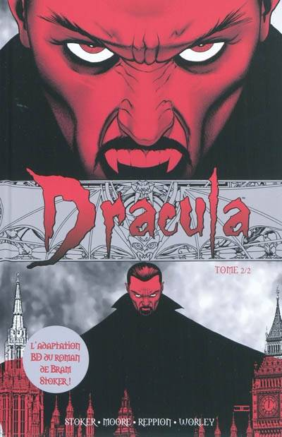 Tome 2, DRACULA T02