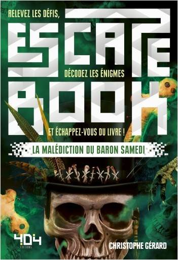Escape Book – La Malédiction du Baron Samedi