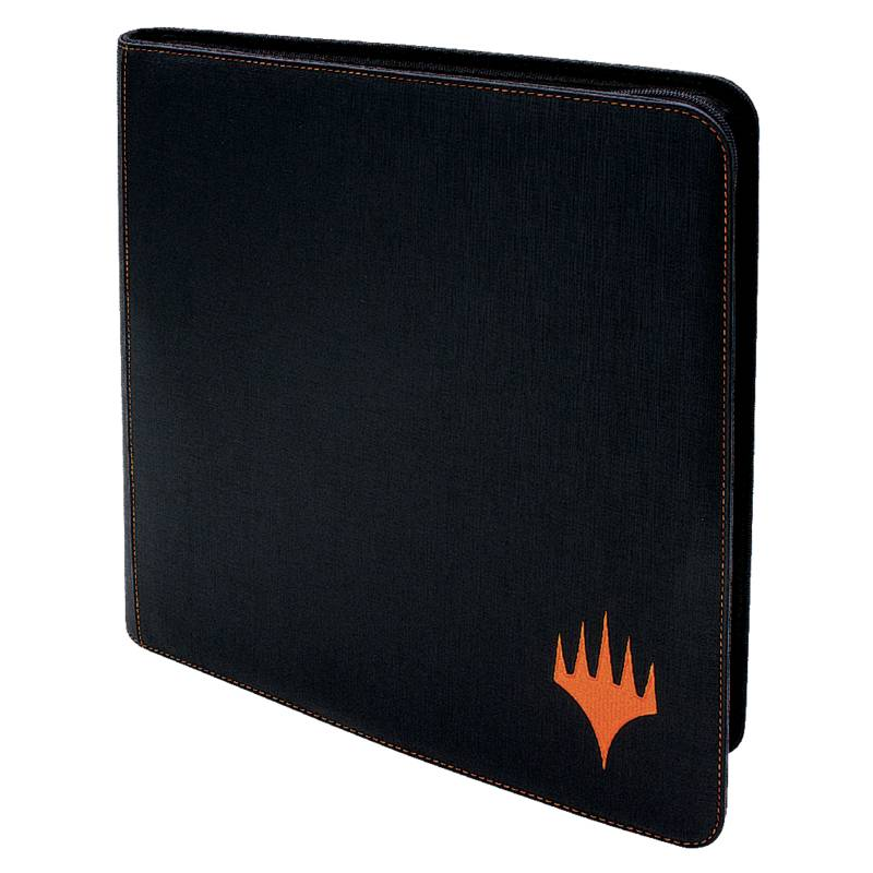 12-Pocket Zippered Pro-Binder - Magic: The Gathering - Mythic Edition