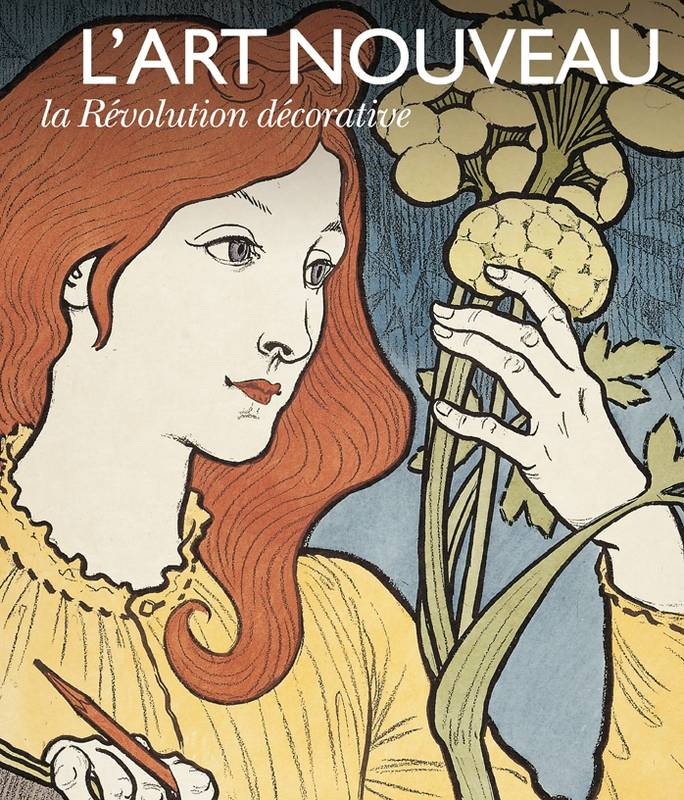 L'ART NOUVEAU - LA REVOLUTION DECORATIVE