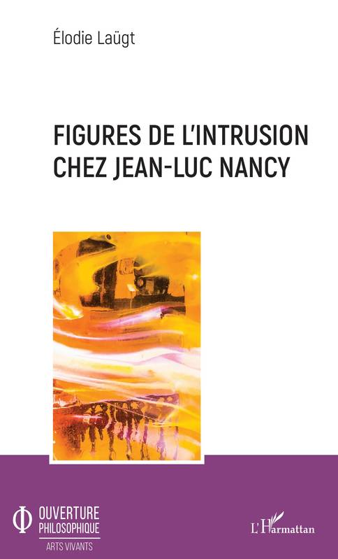 Figures de l'intrusion chez Jean-Luc Nancy