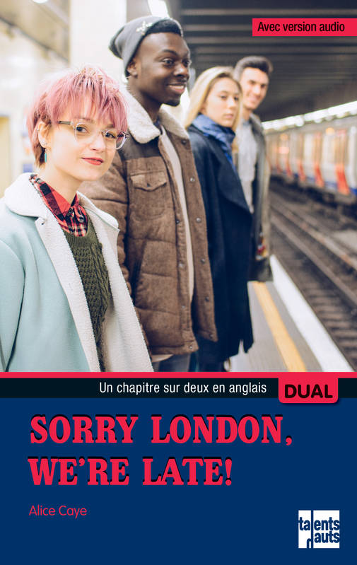 Sorry London, we're late