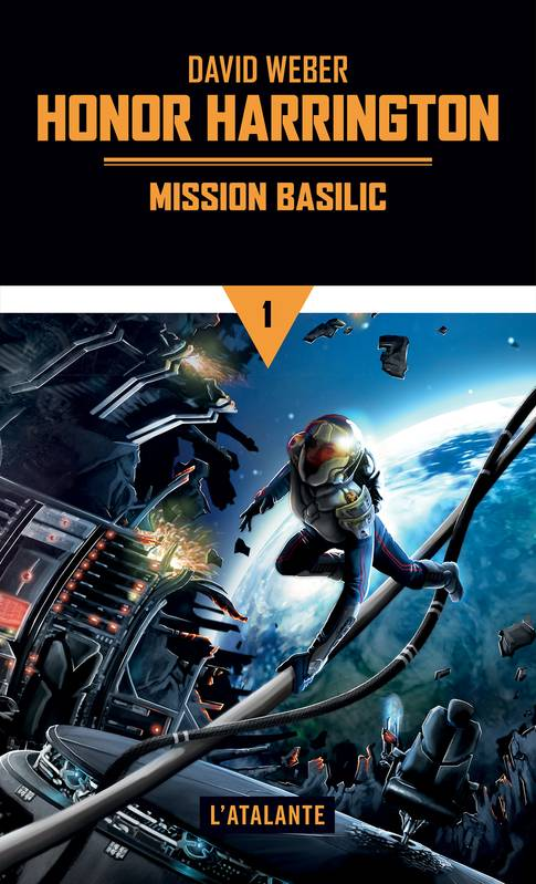 Mission Basilic, Honor Harrington, T1