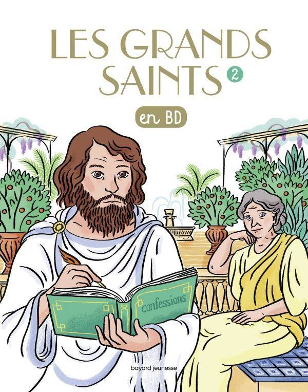 Les Grands saints T2