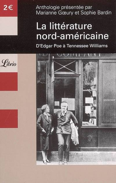 La littérature nord, d'Edgar Poe à Tennessee Williams