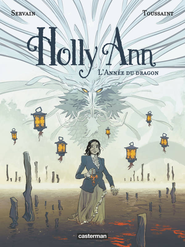 Holly Ann / L'année du dragon