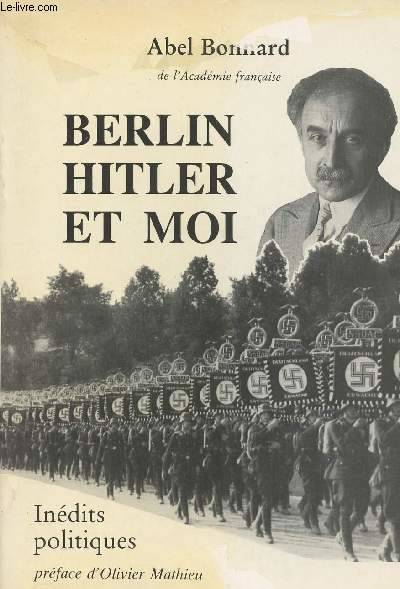 Berlin Hitler et moi - collection