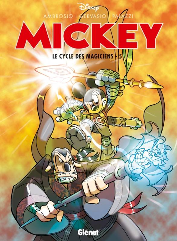 5, Mickey - Le Cycle des magiciens - Tome 05, -