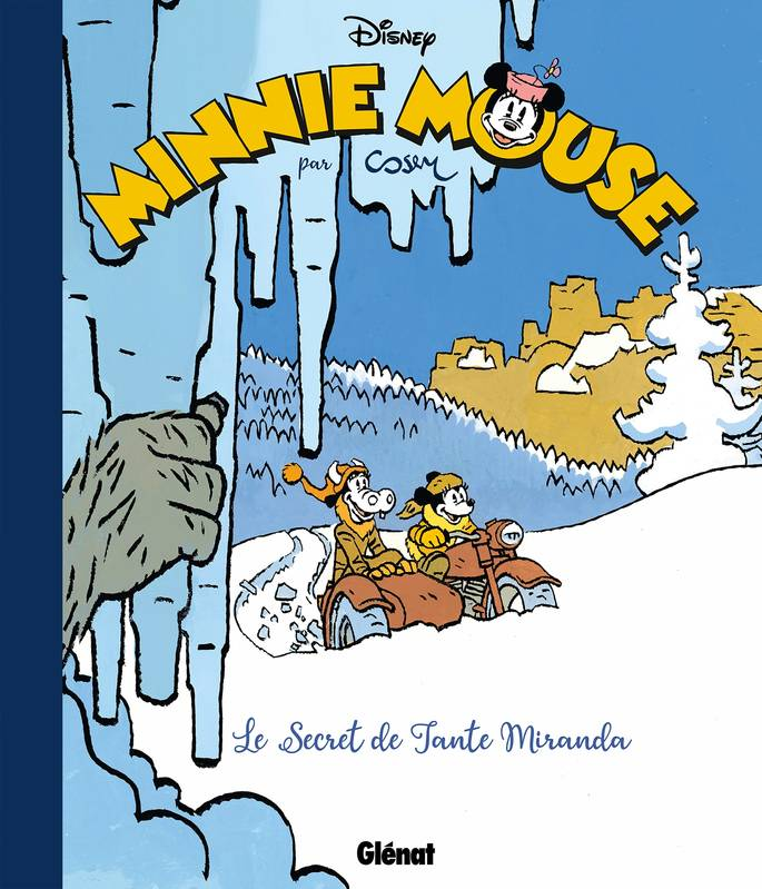 Minnie et le secret de Tante Miranda