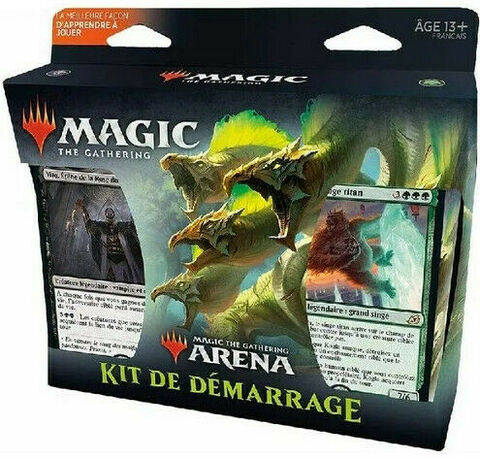 Magic Arena - Kit de Démarrage 2 Decks