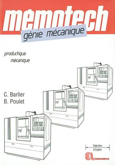 memotech productique mecanique