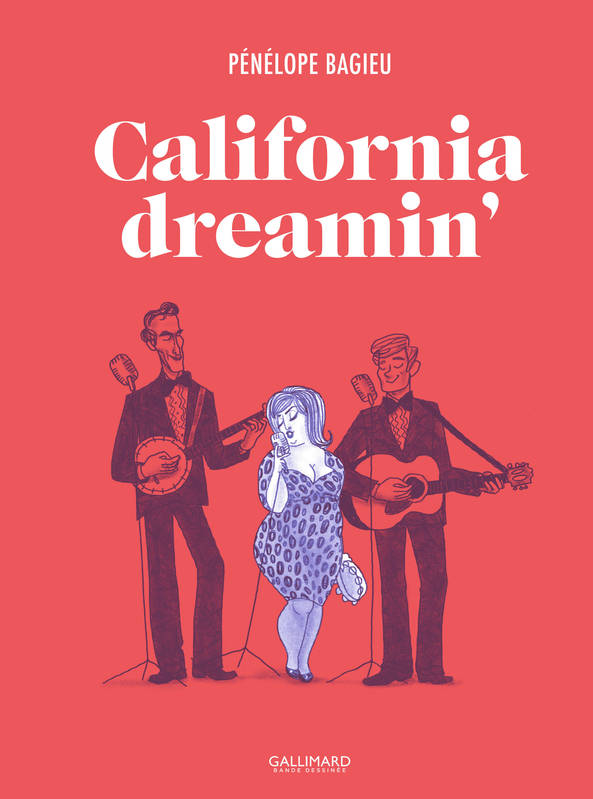 California dreamin', Nouvelle édition