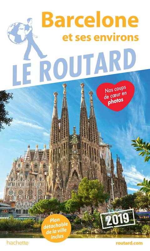 Guide du Routard Barcelone 2019