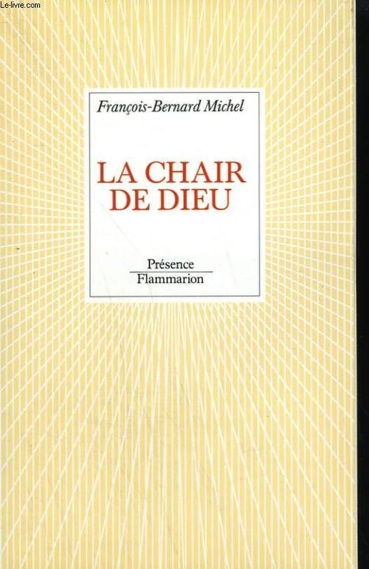 La chair de Dieu