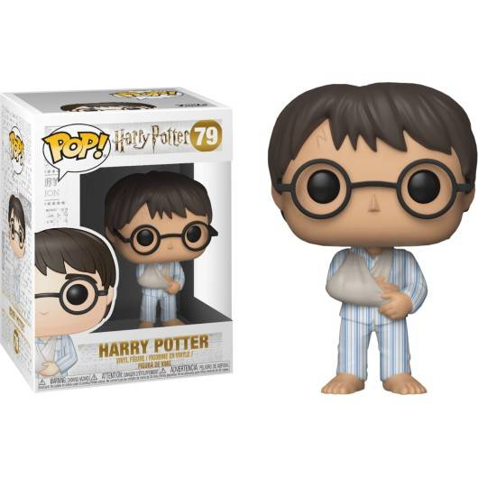 POP HARRY POTTER BRAS CASSE 79