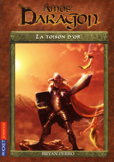 AMOS DARAGON - TOME 9 LA TOISON D'OR - VOL09