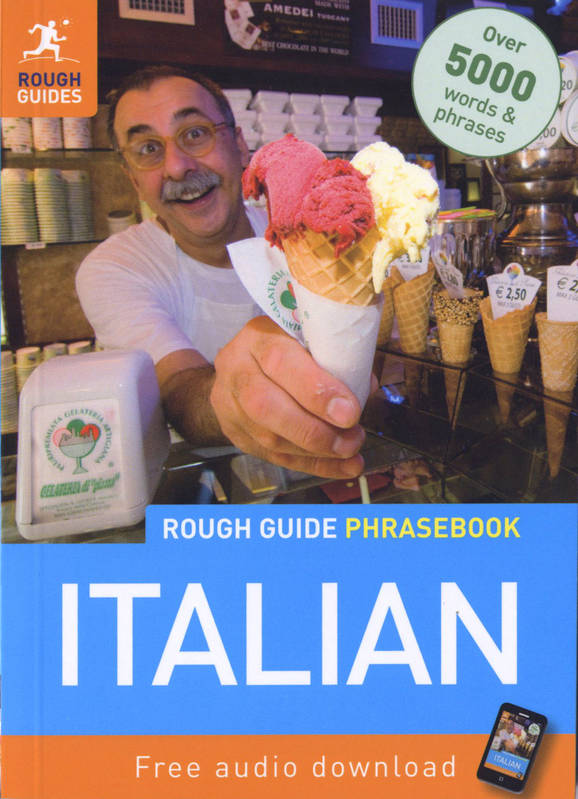 ROUGH GUIDE ITALIAN PHRASEBOOK
