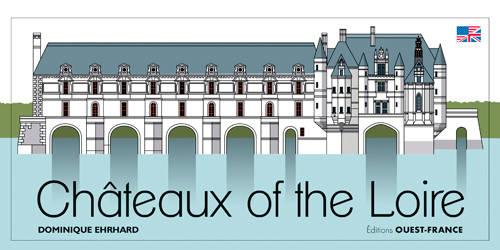 CHATEAUX OF THE LOIRE (POP-UP) - GB