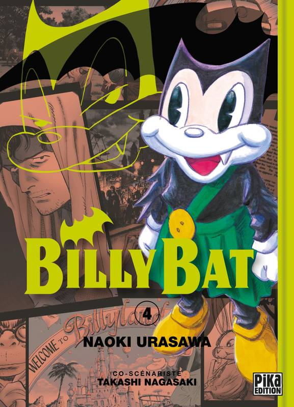 4, Billy Bat T04
