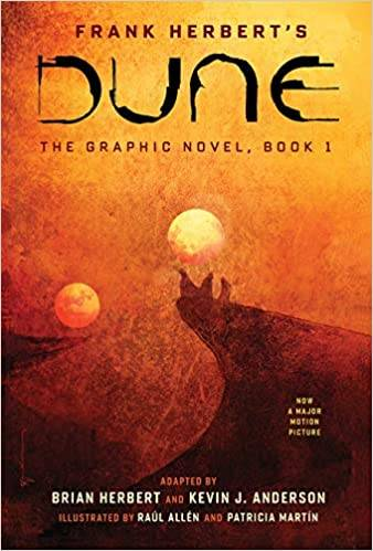 DUNE, THE GRAPHIC NOVEL - BOOK 1