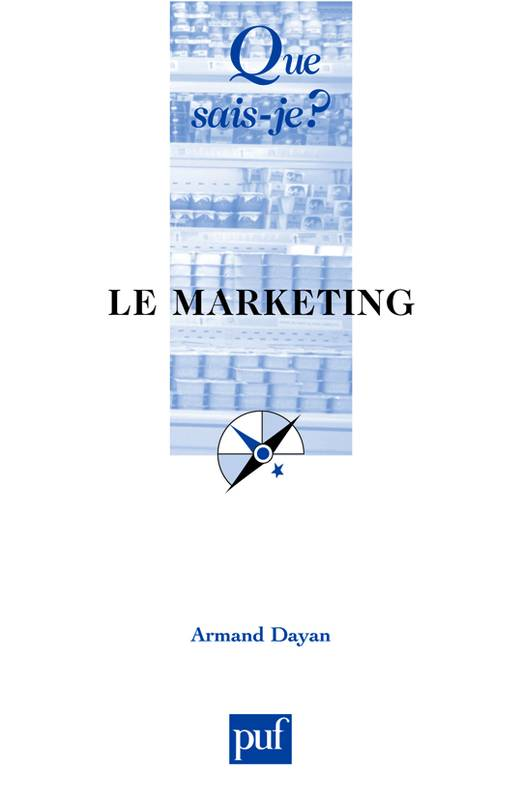 Le marketing (12e ed) qsj 1672