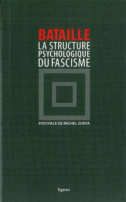 La structure psychologique du fascisme
