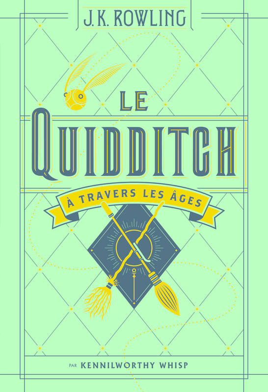 Le Quidditch à travers les âges, Quidditch through the ages