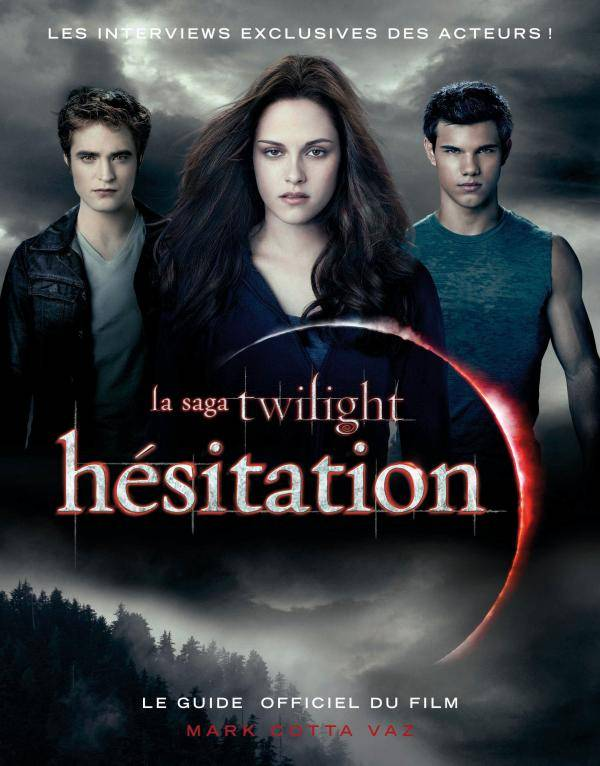 Guide officiel du film Hésitation, la saga