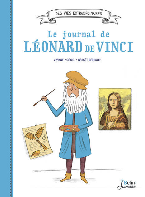 LE JOURNAL DE LEONARD DE VINCI