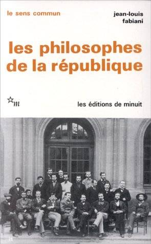 PHILOSOPH.REPUBLIQUE