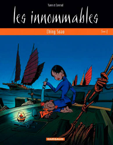 4, LES INNOMMABLES  - TOME 4 - CHING SOAO