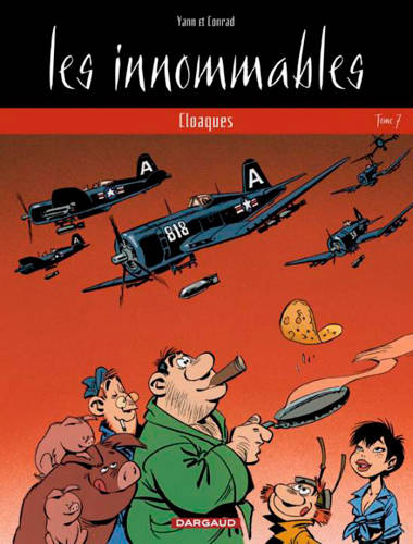 Les innommables, 7, CLOAQUES