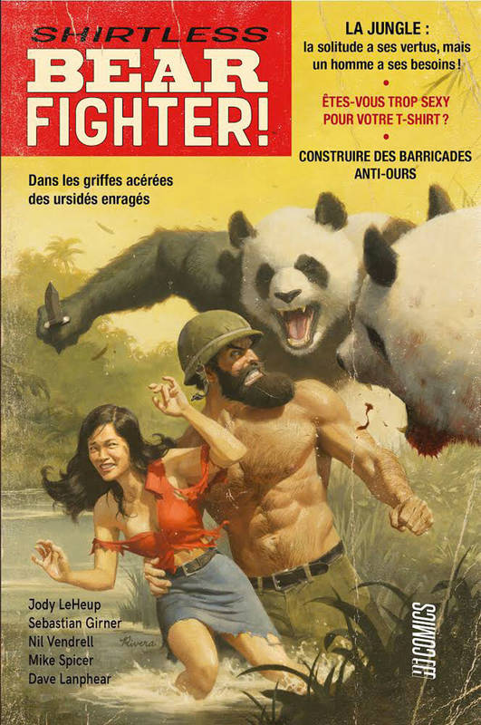 Shirtless Bear Fighter