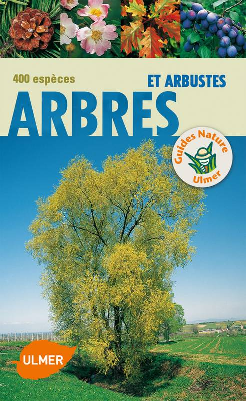 livre arbres arbustes 400 esp ces bruno p kremer ulmer guide nature 9782841385096. Black Bedroom Furniture Sets. Home Design Ideas