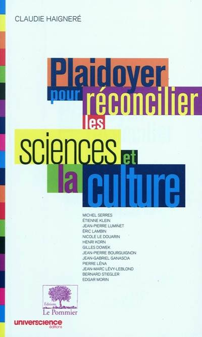 Plaidoyer pour la culture scientifique
