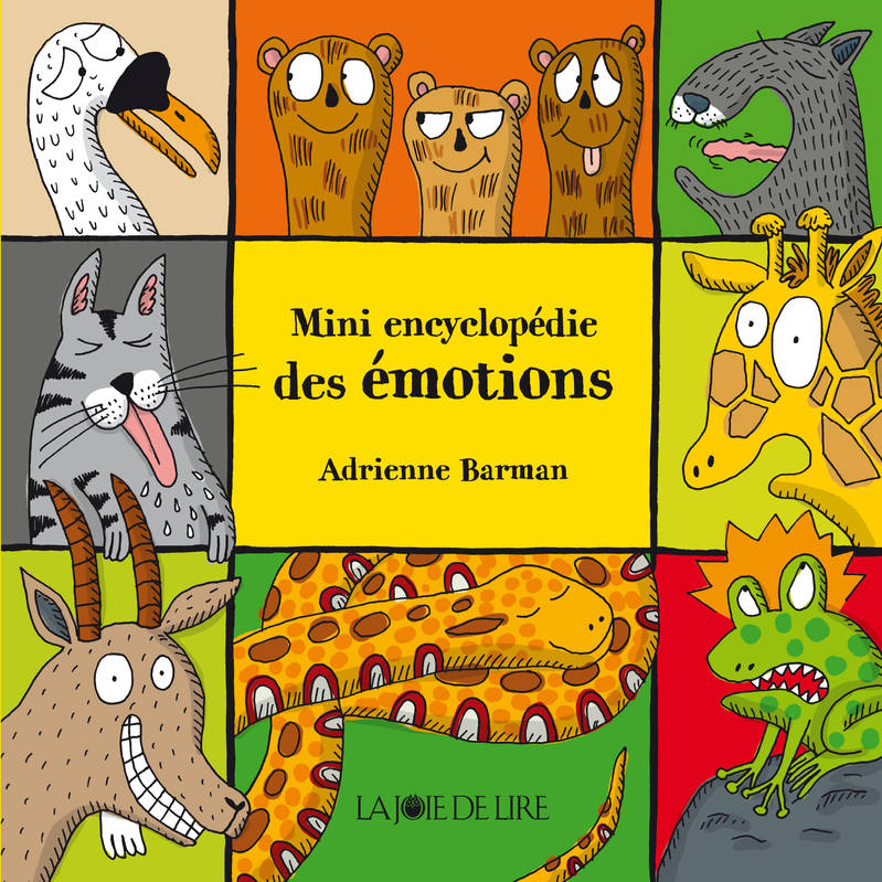 MINI ENCYCLOPEDIE DES EMOTIONS