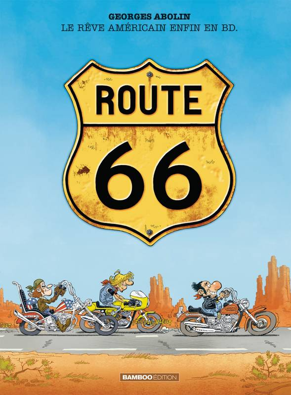1, Route 66