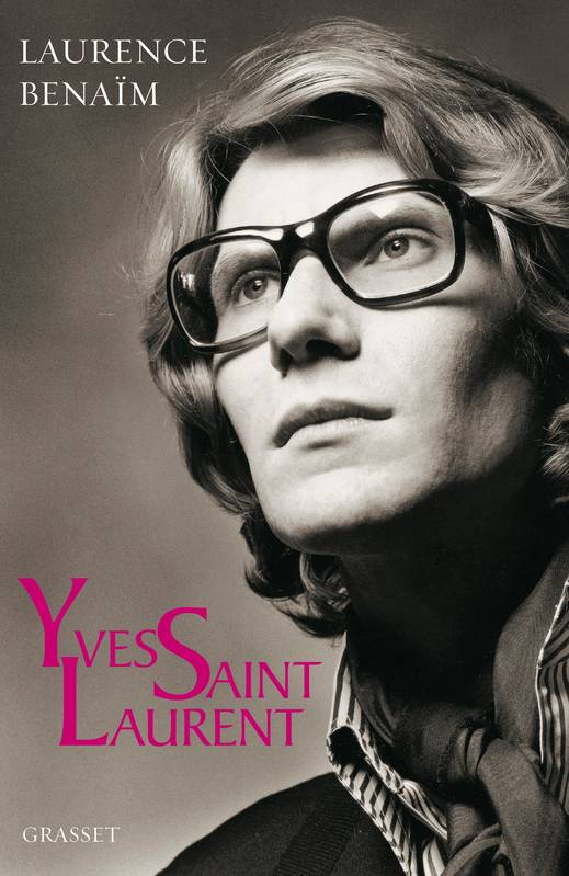 Yves Saint-Laurent, biographie, édition définitive