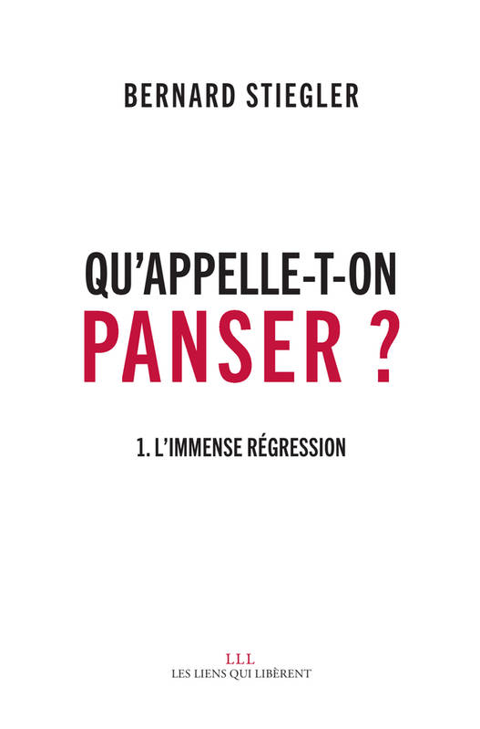 Qu'appelle-t-on Panser ? : Au-delà de l'Antropocène