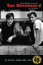 The Outsiders, Livre